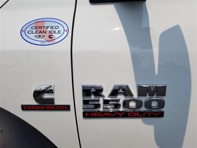 2017 Ram 5500 Regular Cab DRW 4x4,  Harbor Standard Contractor Body #077801 - photo 4