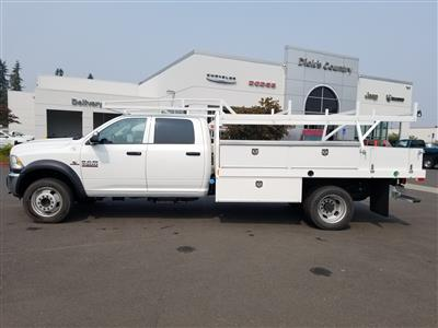 2017 Ram 4500 Crew Cab DRW 4x4,  Harbor Standard Contractor Body #077804 - photo 1