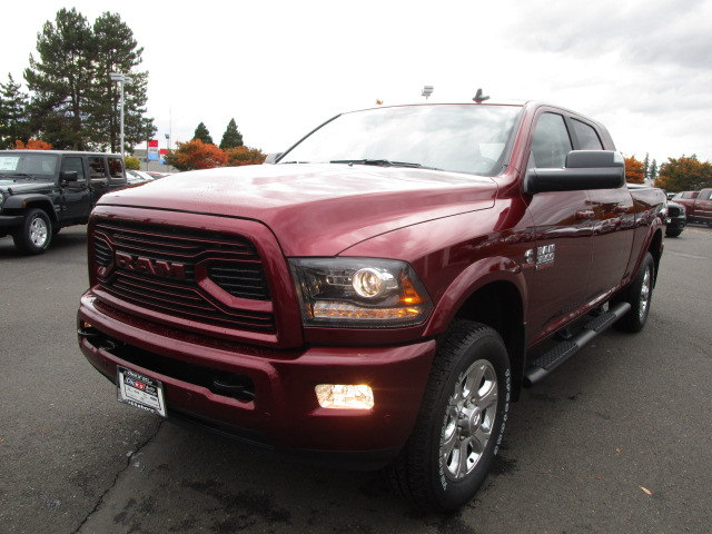 2018 Ram 3500 Mega Cab 4x4, Pickup #087007 - photo 5