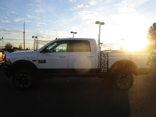 2018 Ram 2500 Crew Cab 4x4 Pickup #087012 - photo 11