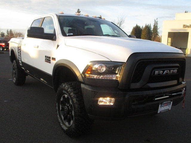 2018 Ram 2500 Crew Cab 4x4 Pickup #087012 - photo 8