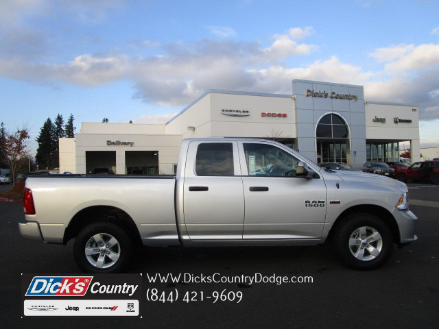 2018 Ram 1500 Quad Cab 4x4, Pickup #087041 - photo 1
