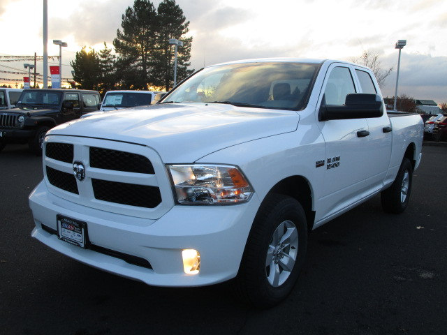 2018 Ram 1500 Quad Cab 4x4 Pickup #087042 - photo 5