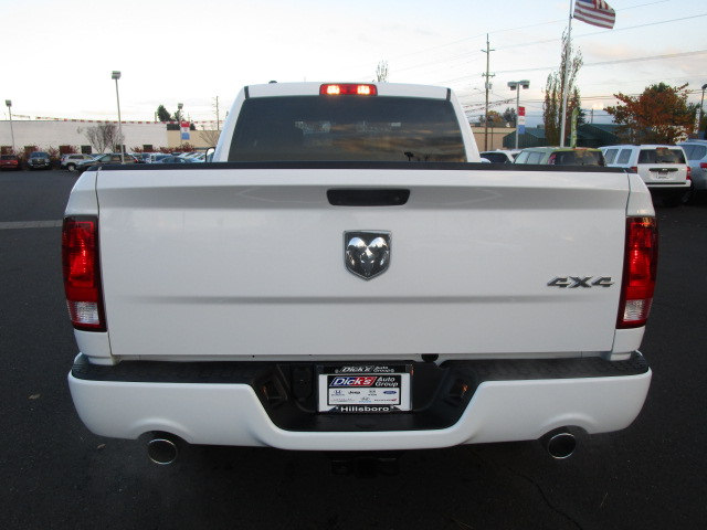 2018 Ram 1500 Quad Cab 4x4 Pickup #087042 - photo 2