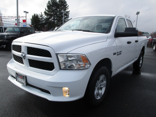 2018 Ram 1500 Quad Cab 4x4, Pickup #087049 - photo 5
