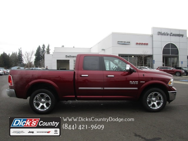 2018 Ram 1500 Quad Cab 4x4 Pickup #087062 - photo 1
