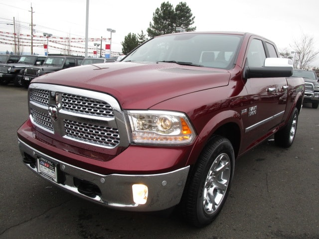2018 Ram 1500 Quad Cab 4x4 Pickup #087062 - photo 10