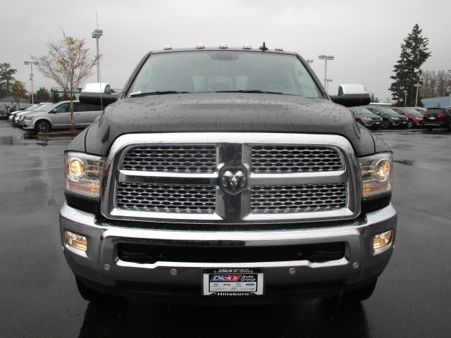 2018 Ram 3500 Mega Cab DRW 4x4, Pickup #087074 - photo 9