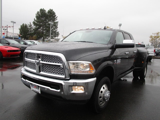 2018 Ram 3500 Mega Cab DRW 4x4, Pickup #087074 - photo 10