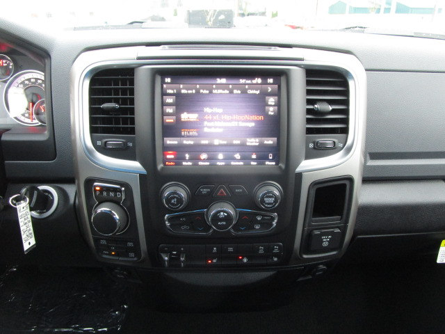2018 Ram 1500 Quad Cab 4x4, Pickup #087083 - photo 25