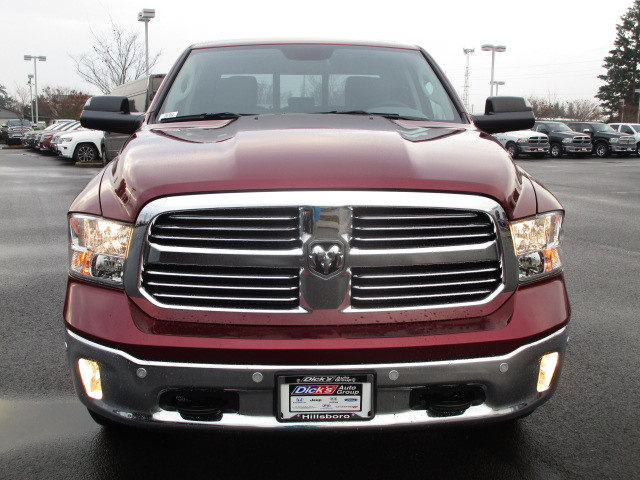 2018 Ram 1500 Quad Cab 4x4, Pickup #087083 - photo 2