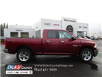 2018 Ram 1500 Quad Cab 4x4, Pickup #087083 - photo 1