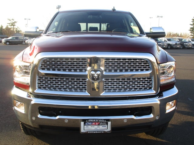 2018 Ram 3500 Mega Cab 4x4, Pickup #087085 - photo 9