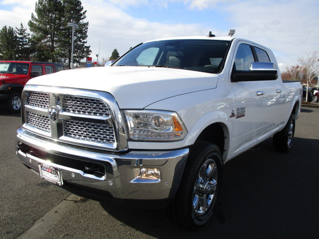 2018 Ram 3500 Mega Cab 4x4,  Pickup #087087 - photo 5
