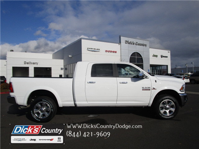 2018 Ram 3500 Mega Cab 4x4,  Pickup #087087 - photo 1