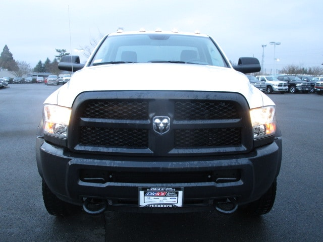 2018 Ram 4500 Regular Cab DRW 4x4 Cab Chassis #087102T - photo 3