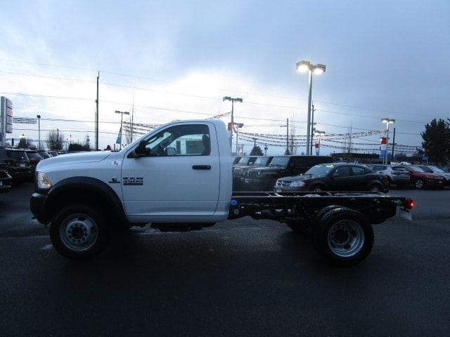 2018 Ram 4500 Regular Cab DRW 4x4 Cab Chassis #087102T - photo 5