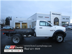 2018 Ram 4500 Regular Cab DRW 4x4 Cab Chassis #087102T - photo 1