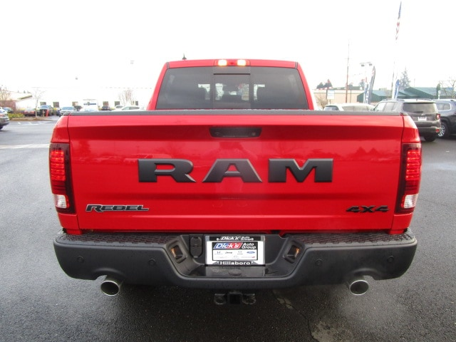 2018 Ram 1500 Crew Cab 4x4, Pickup #087121 - photo 6