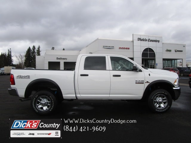 2018 Ram 2500 Crew Cab 4x4, Pickup #087127 - photo 1