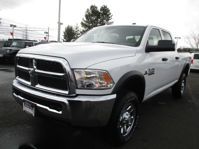 2018 Ram 2500 Crew Cab 4x4, Pickup #087127 - photo 8