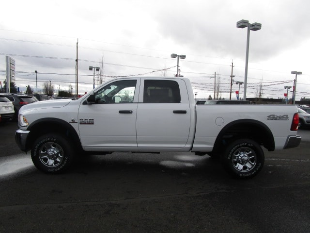 2018 Ram 2500 Crew Cab 4x4, Pickup #087127 - photo 9