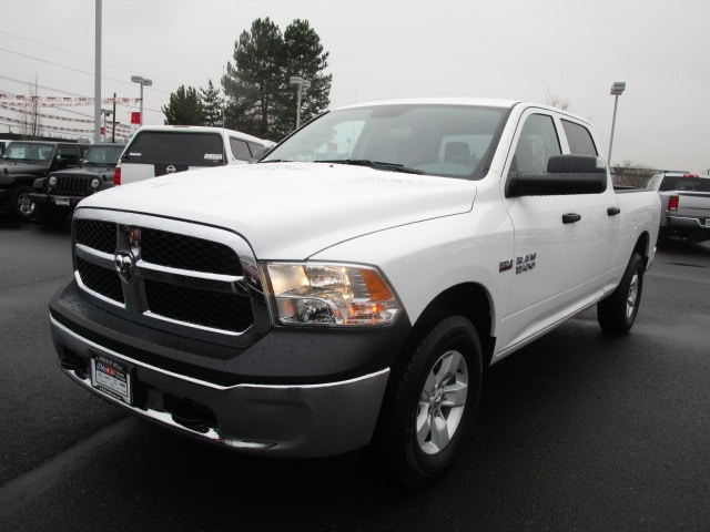 2018 Ram 1500 Crew Cab 4x4 Pickup #087131 - photo 8