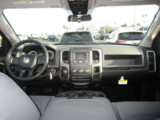 2018 Ram 1500 Quad Cab 4x4, Pickup #087145 - photo 2