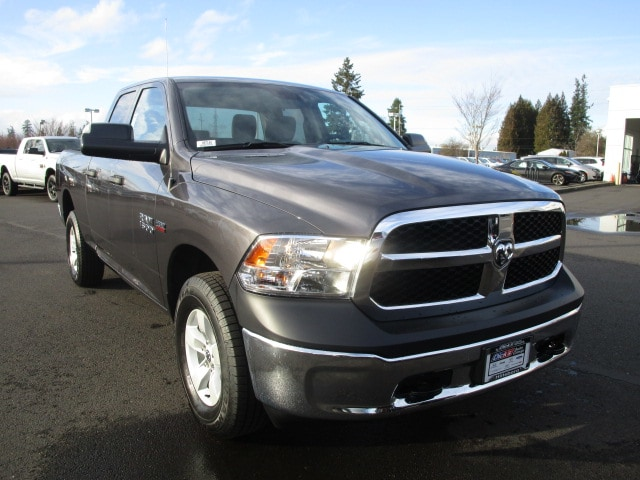 2018 Ram 1500 Quad Cab 4x4, Pickup #087145 - photo 4