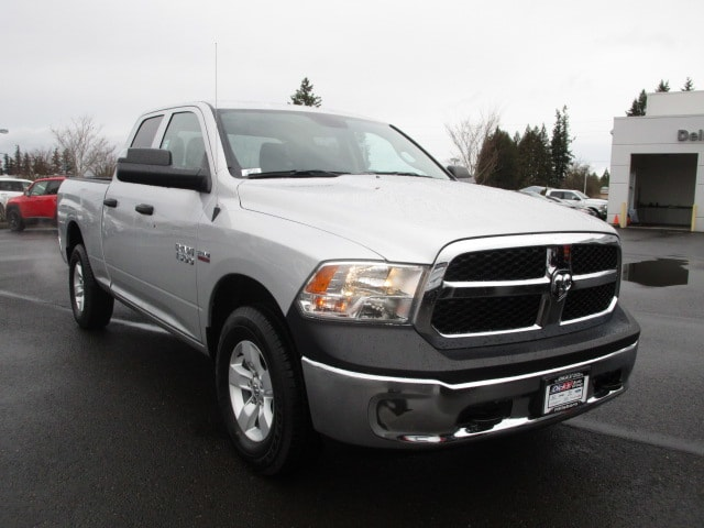 2018 Ram 1500 Quad Cab 4x4, Pickup #087153 - photo 6