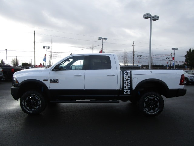 2018 Ram 2500 Crew Cab 4x4, Pickup #087171 - photo 11