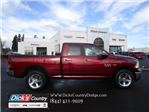 2018 Ram 1500 Quad Cab 4x4, Pickup #087185 - photo 1