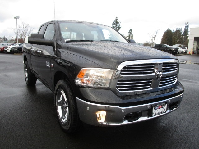 2018 Ram 1500 Quad Cab 4x4, Pickup #087187 - photo 7