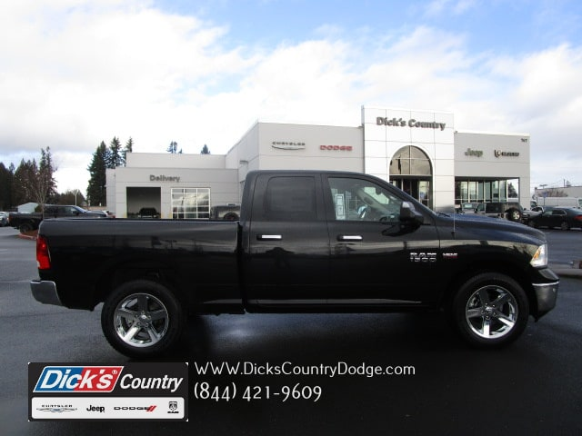 2018 Ram 1500 Quad Cab 4x4, Pickup #087187 - photo 1