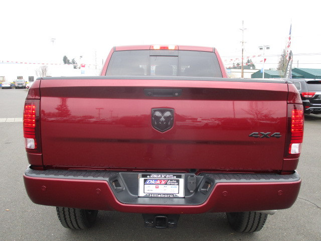 2018 Ram 2500 Mega Cab 4x4, Pickup #087230 - photo 2