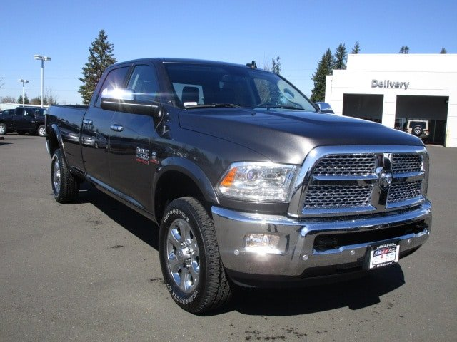 2018 Ram 2500 Crew Cab 4x4,  Pickup #087242 - photo 2