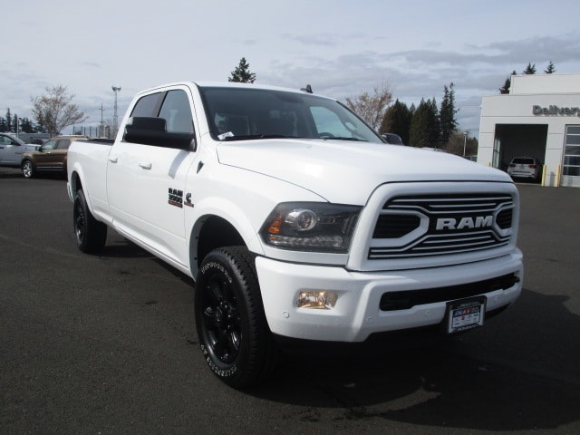 2018 Ram 3500 Crew Cab 4x4, Pickup #087247 - photo 8