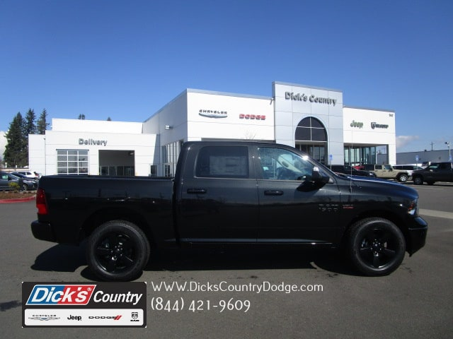 2018 Ram 1500 Crew Cab 4x4, Pickup #087254 - photo 1