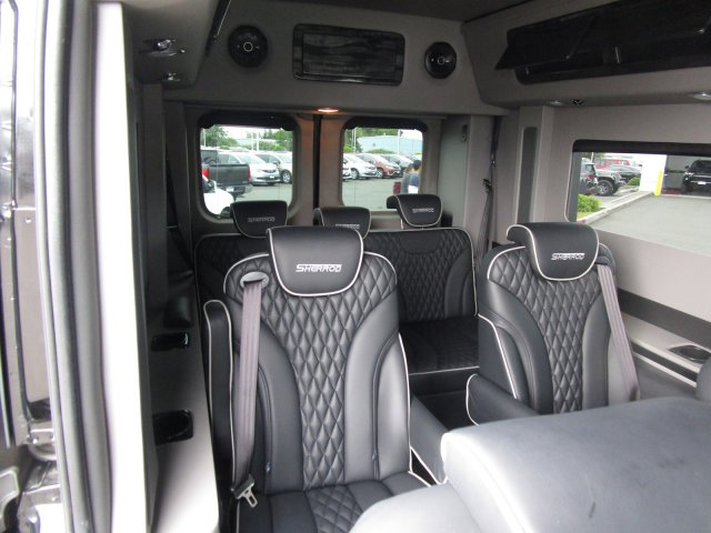 2018 ProMaster 2500 High Roof FWD,  Passenger Wagon #087265 - photo 21
