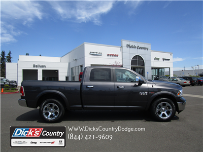 2018 Ram 1500 Crew Cab 4x4,  Pickup #087287 - photo 1