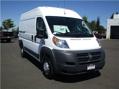2018 ProMaster 2500 High Roof FWD,  Empty Cargo Van #087319 - photo 3