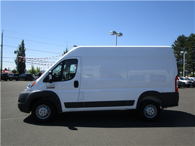 2018 ProMaster 2500 High Roof FWD,  Empty Cargo Van #087319 - photo 6
