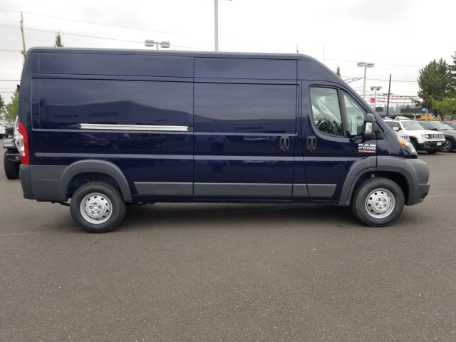 2018 ProMaster 2500 High Roof FWD,  Empty Cargo Van #087322 - photo 3