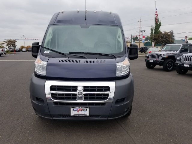 2018 ProMaster 2500 High Roof FWD,  Empty Cargo Van #087322 - photo 5