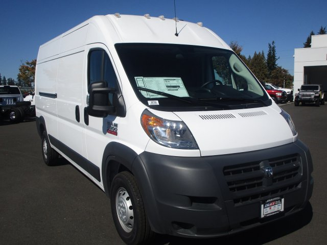 2018 ProMaster 2500 High Roof FWD,  Empty Cargo Van #087350 - photo 3