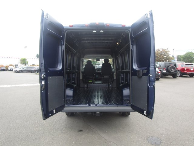 2018 ProMaster 3500 High Roof FWD,  Empty Cargo Van #087380 - photo 2