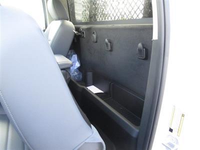 2018 Ram 3500 Regular Cab DRW 4x4,  Harbor Black Boss Platform Body #087392 - photo 10