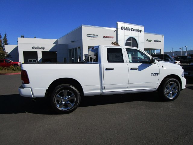 2018 Ram 1500 Quad Cab 4x4,  Pickup #087402 - photo 1