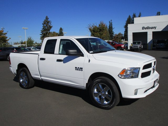 2018 Ram 1500 Quad Cab 4x4,  Pickup #087402 - photo 3