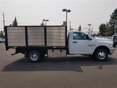 2018 Ram 3500 Regular Cab DRW 4x2,  The Fab Shop Landscape Dump #087425 - photo 4
